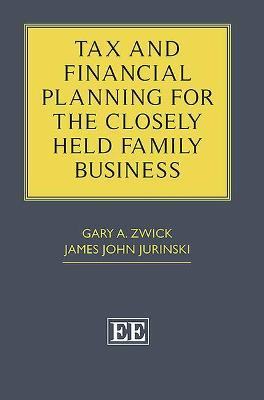 Tax and Financial Planning for the Closely Held Family