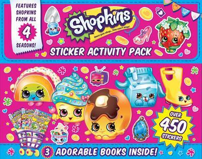 Shopkins Scented Carry Pack