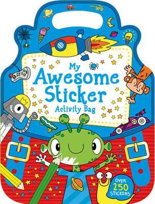 My Awesome Sticker Activity Bag