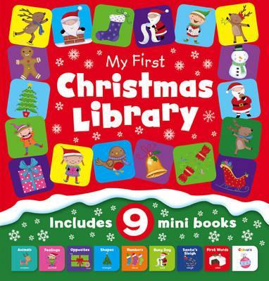 My First Little Christmas Library