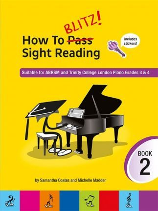 How To Blitz] Sight Reading Book 2