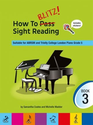 How To Blitz] Sight Reading Book 3