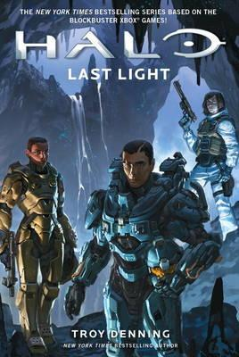 Halo: Last Light Cover Image