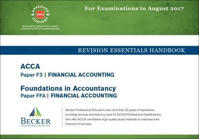 ACCA Approved - F3 Financial Accounting (FIA: FFA) : Becker