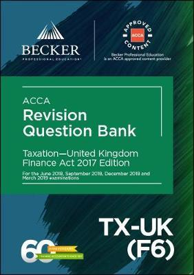 ACCA Approved - Taxation - United Kingdom (TX-UK) (F6