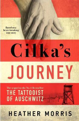 Cilka's Journey Cover Image