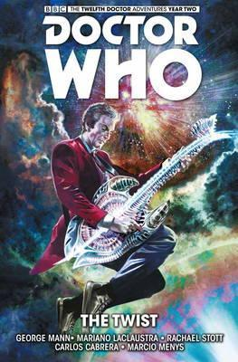 Doctor Who : The Twelfth Doctor: The Twist Volume 5
