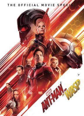 Astrosadventuresbookclub.com Ant-Man and the Wasp - The Official Movie Special Image
