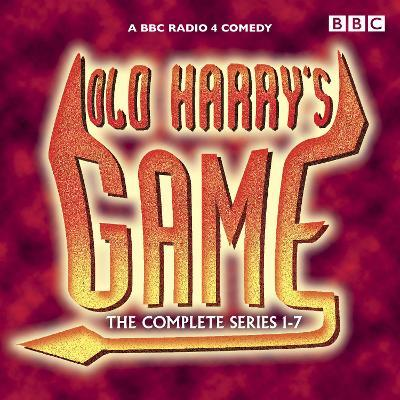 Old Harry's Game - The Complete Series 1-7 : A BBC Radio 4 Comedy