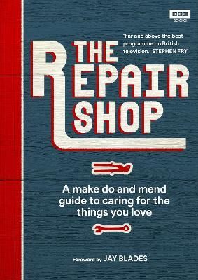 The Repair Shop - Karen Farrington, Jay Blades