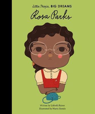 Rosa Parks Cover Image