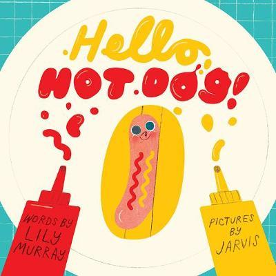 Image result for hello hot dog book