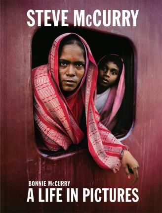 Steve McCurry Cover Image