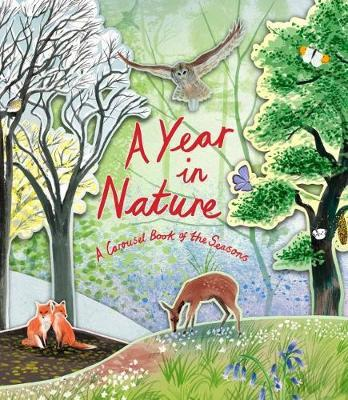 Year in Nature: A Carousel Book of the Seasons, A:A Carousel Book