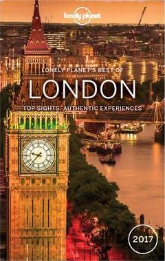 Lonely Planet Best of London 2017