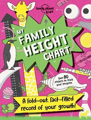 Family Height Chart, My