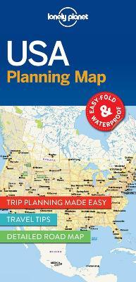 Lonely planet usa planning map lonely planet 9781786579096 lonely planet usa planning map gumiabroncs Choice Image