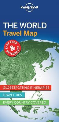 Lonely Planet The World Planning Map