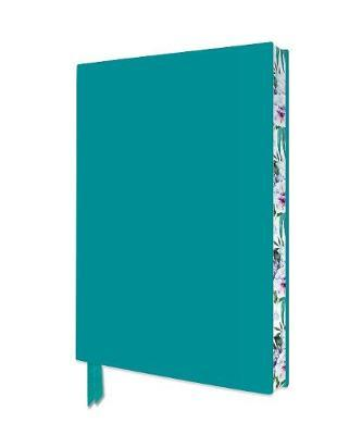 Turquoise Artisan Notebook (Flame Tree Journals)