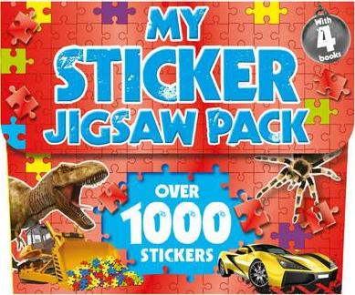 My Ultimate Sticker Jigsaw Pack