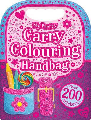 My Pretty Girls Colouring Bag