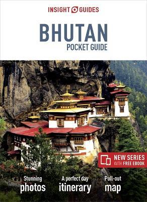 Insight Guides Pocket Bhutan (Travel Guide with Free eBook)