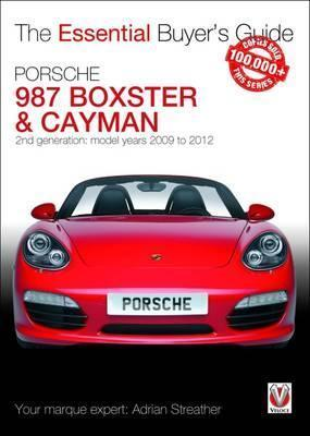 Porsche Boxster & Cayman (2nd Generation 987) - Model Years 2009 to 2012