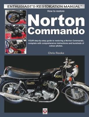 How to Restore Triumph Trident T150//T160 /& BSA Rocket III Manual Step-by-Step