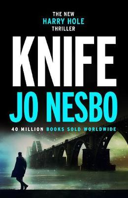 Knife - Jo Nesbo