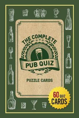 Puzzle Cards: The Complete Pub Quiz Challenge