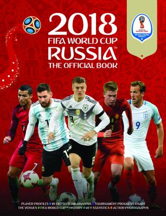 2018 fifa world cup russia official book pdf
