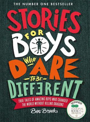 Stories for Boys Who Dare to be Different Cover Image