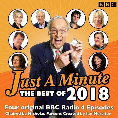 Just a Minute: Best of 2018