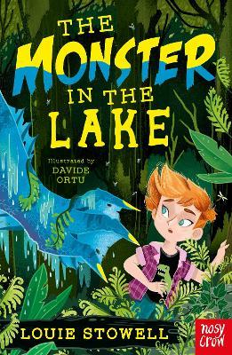 The Monster in the Lake