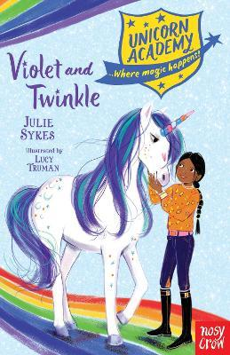 Unicorn Academy Violet and Twinkle