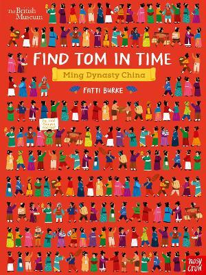 British Museum: Find Tom in Time, Ming Dynasty China