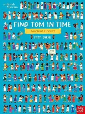 British Museum: Find Tom in Time, Ancient Greece