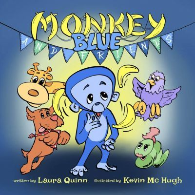 Monkey Blue and Friends
