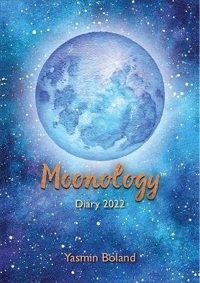 Moonology (TM) Diary 2022 Cover Image