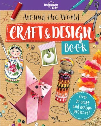 Around the World Craft and Design Book