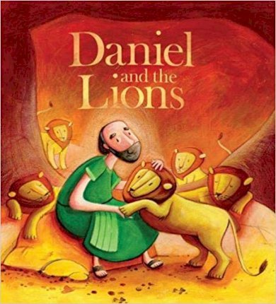 Daniel and the Lions Cover Image