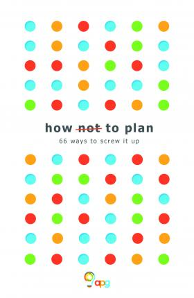 How not to Plan