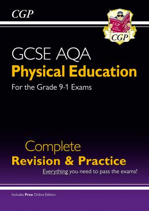 New Grade 9-1 GCSE Physical Education AQA Complete Revision & Practice (with Online Edition)