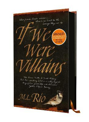 If We Were Villains - signed edition