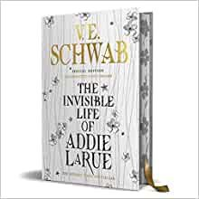 The Invisible Life of Addie LaRue - special edition 'Illustrated Anniversary' Cover Image