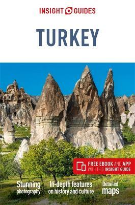 Insight Guides Turkey (Travel Guide with Free eBook)