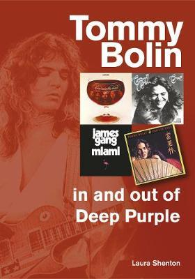 Tommy Bolin - In and Out of Deep Purple
