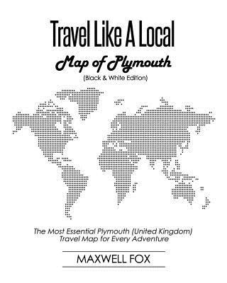 Travel Like a Local - Map of Plymouth  The Most Essential Plymouth (United Kingdom) Travel Map for Every Adventure