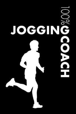 Mens Jogging Coach Notebook  Blank Lined Mens Jogging Journal for Coach and Jogger
