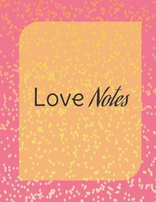 Love Notes  Obscure Gold Glitter